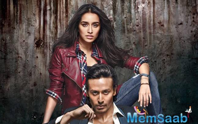 Shraddha Kapoor at the launch event of the new film Baaghi song Get Ready to Fight, which has strong inspirational-motivational overtones.