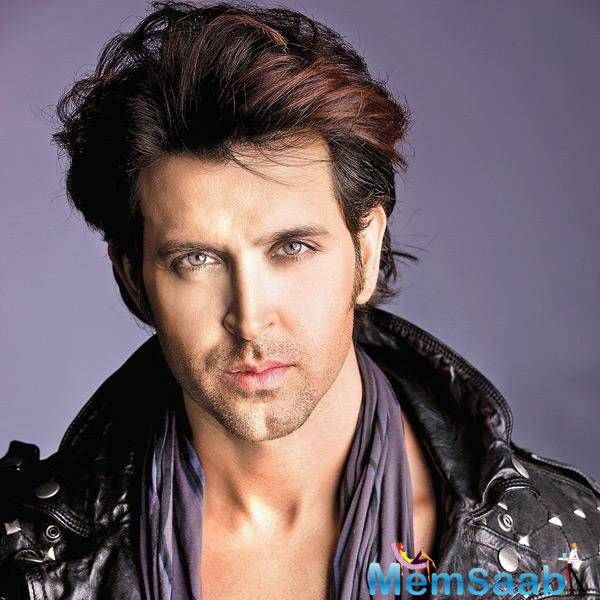 Recently Hrithik Roshan covered his shoot for Ashutosh Gowariker's 'Mohenjo Daro', which is slated to release on August 12.