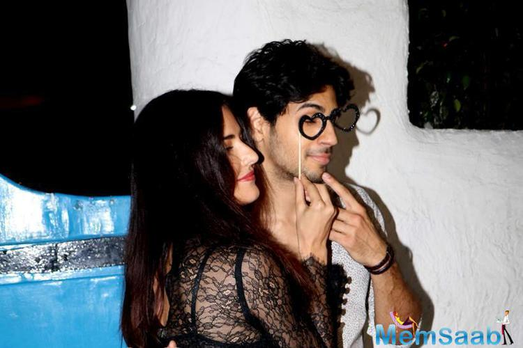 Baar Baar Dekho is one of the nicest films which I've ever done, the actress said on Monday at a party to celebrate the wrap-up of the flick.