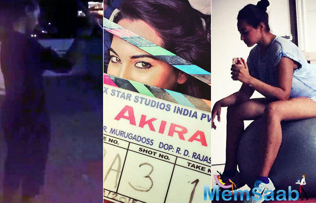 Sonakshi Sinha will be seen two movies in this year, Akira and Force 2, Akira's release date is out now. And Akira is Sonakshi Sinha's second film with director AR Murugadoss.