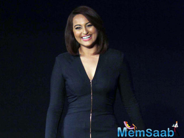 Sonakshi will be seen performing martial arts in Akira, and it will be releasing on September 23. She was