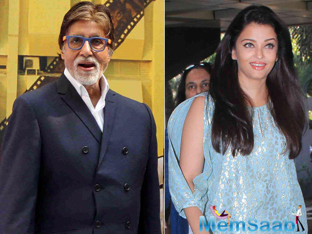 So, to avoid the clash and make way for his darling daughter-in-law Aishwarya, Big B reportedly called director Ribhu Dasgupta and producer Sujoy Ghosh to discuss