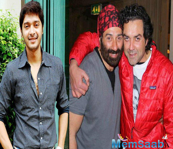 Bollywood actor Shreyas Talpade has roped in Sunny Deol and Bobby Deol for his forthcoming directorial debut film.