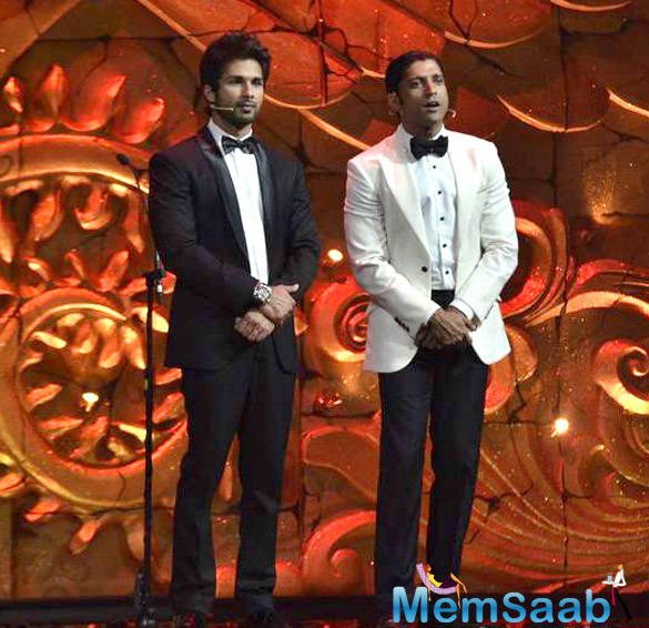 Farhan, who will be hosting IIFA Awards for the third time with Shahid, told, we have had a wonderful time in the past when we have co-hosted