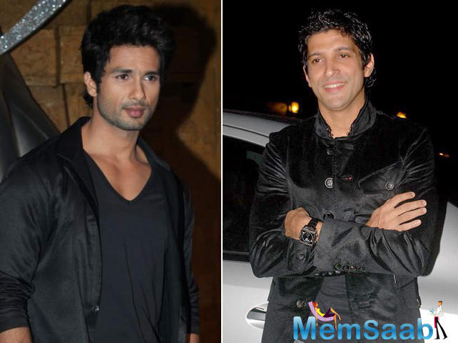 The talented and funny duo of  Farhan Akhtar and Shahid Kapoor are returning as the host of this years all set to host the 17th edition of IIFA in Madrid, Spain this year.