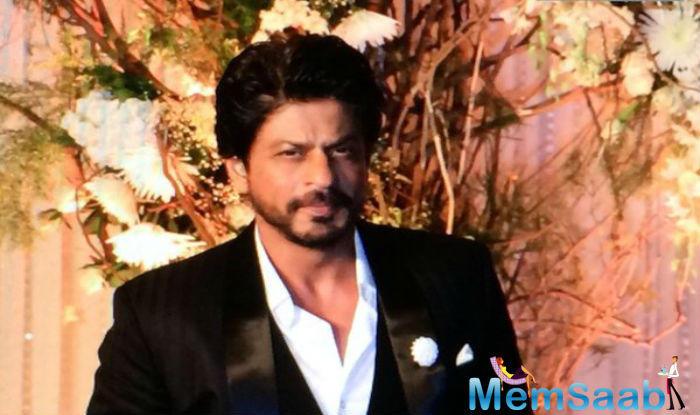 Shah Rukh Khan and Salman Khan also attended the wedding reception of Karan and Bipasha