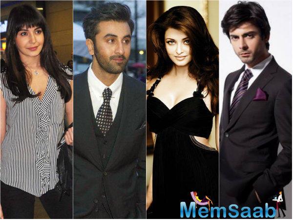 Apart from Anushka, Ae Dil Hai Mushkil also features Aishwarya Rai Bachchan, Ranbir Kapoor, Fawad Khan and Lisa Haydon.