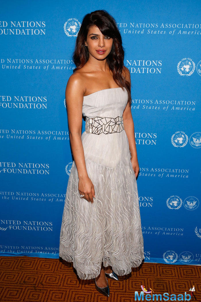 Priyanka Chopra, who began her Hollywood  career with American TV series Quantico, however, she want's, after Quantico she won't be doing another TV show.