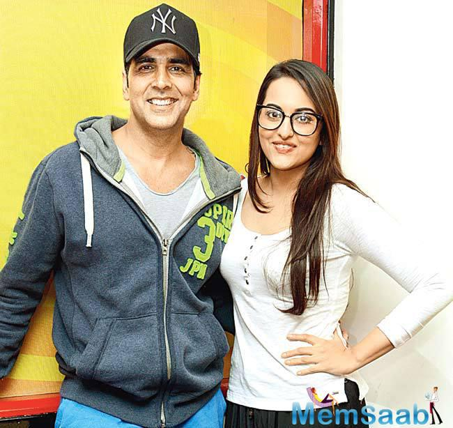The film works on-floors in August. Vipul Shah confirmed the news to a leading tabloid and said,