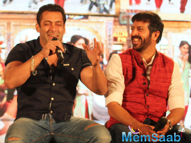 Kabir Khan and Salman Khan, 50, first collaborated on YRF's 'Ek Tha Tiger' in the year 2012.
