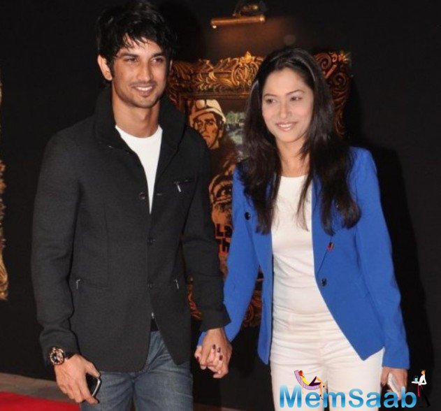 Sushant had earlier maintained a stoic silence while Ankita kept denying the breakup.