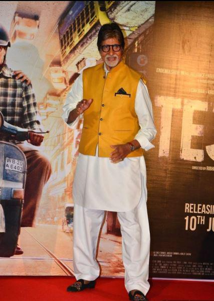 As per the reports, Te3n was initially going to release on 20 May 2016 but since the movie was clashing with Aishwarya Rai Bachchan starrer Sarbjit, the release date was postponed.