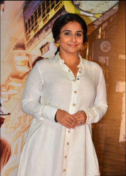 Te3n is the third film that Vidya and Big Bhave collaborated for after Eklavya,The Royal Guard, and Paa. Vidya, who is playing a fearless cop in the film is quite elated about the film. It's a special film for me since I am doing a special appearance