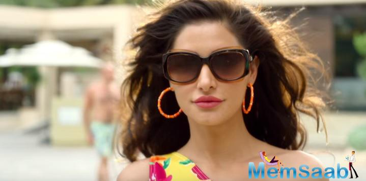 Nargis Fakhri, who presently busy with her upcoming movie Azhar, want's to work in Pakistani films.