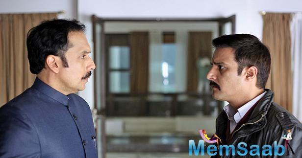 Madaari is directed by Nishikant Kamat and also features Jimmy Shergill and Tushar Dalvi in pivotal roles.
