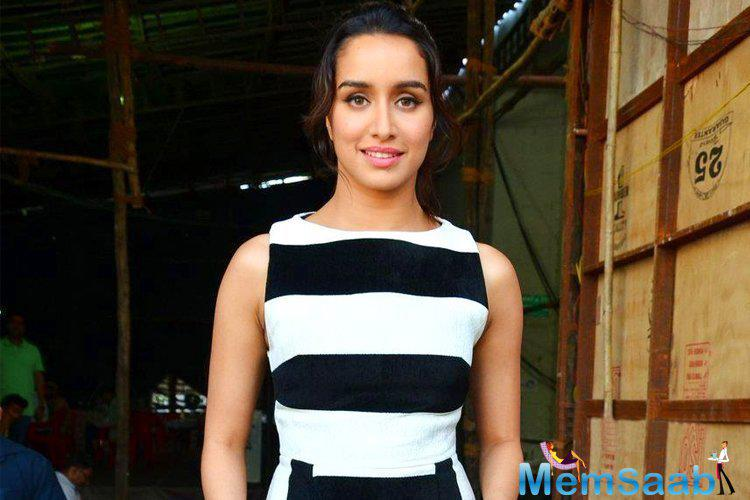 When Shraddha was asked how the industry reacted when Teen Patti tanked at the box office, she said:
