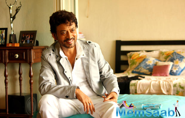 Irrfan will be next seen in Hollywood film 'Inferno' alongside Tom Hanks.