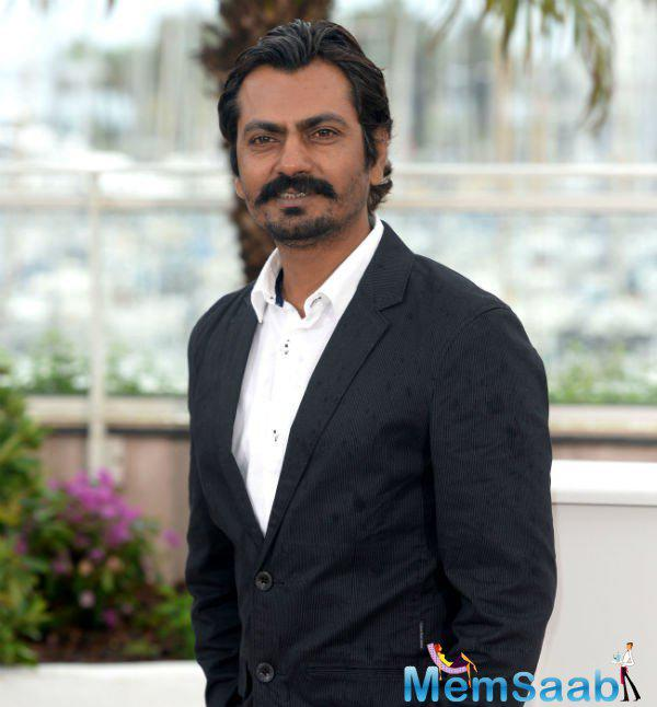 When inquired if he would love to do a film based on his life, Nawazuddin said