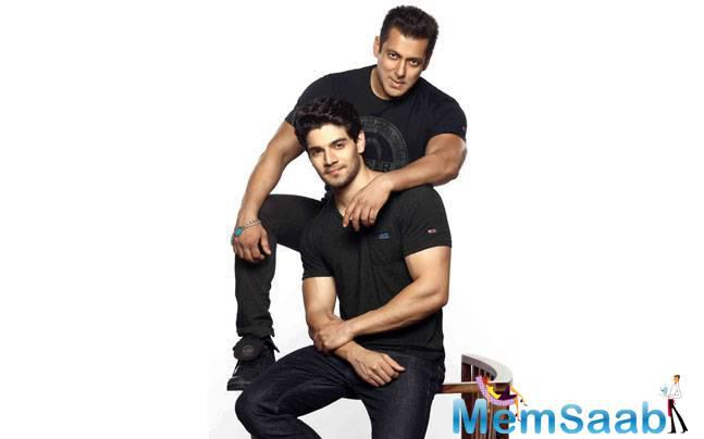 Sooraj Pancholi, who launched by Salman Khan in Hero movie, and gained a wide popularity; of course, some credit has to be given to his mentor Salman Khan.