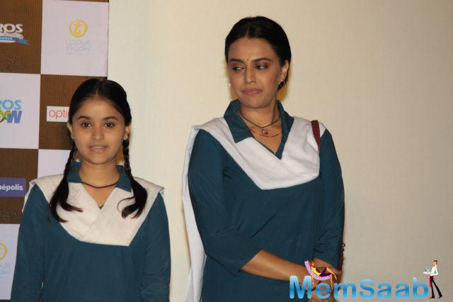 Nil Battey Sannata is her first solo film,and she feels great that the film has been declared a commercial hit.
