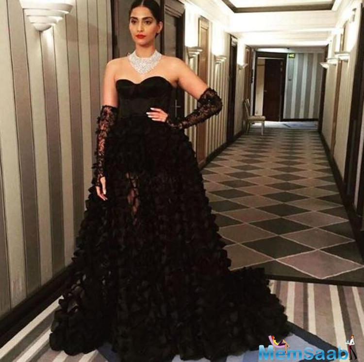 Sonam Kapoor will also attend the amfAR Gala this year on May 19