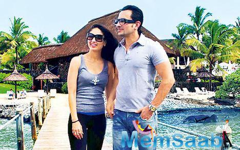 Kareena Kapoor Khan, who married Saif on October 16, 2012, said Maintaining marriage in the industry isn't tough.