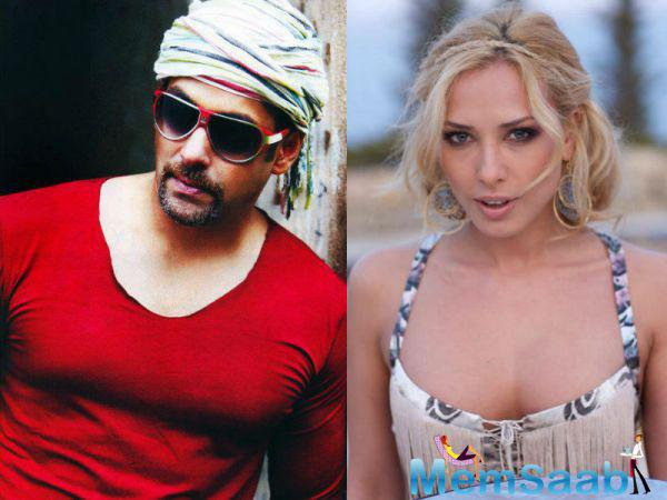 After a lot of buzz about Iulia Vantu'r and Salman's marriage, now a news on the air that the couple are agreeing to tie the knot.