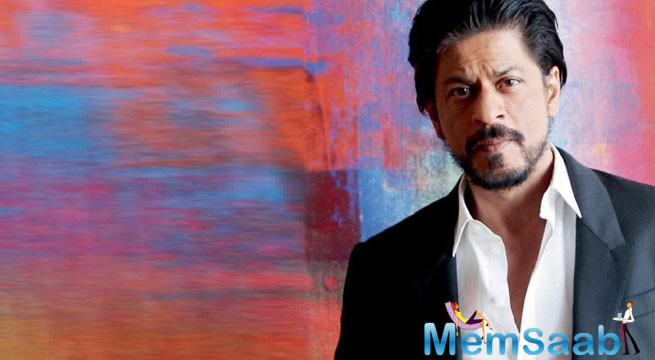 As per the report the details of Cook's visit to Shah Rukh's house were kept hush-hush, and that