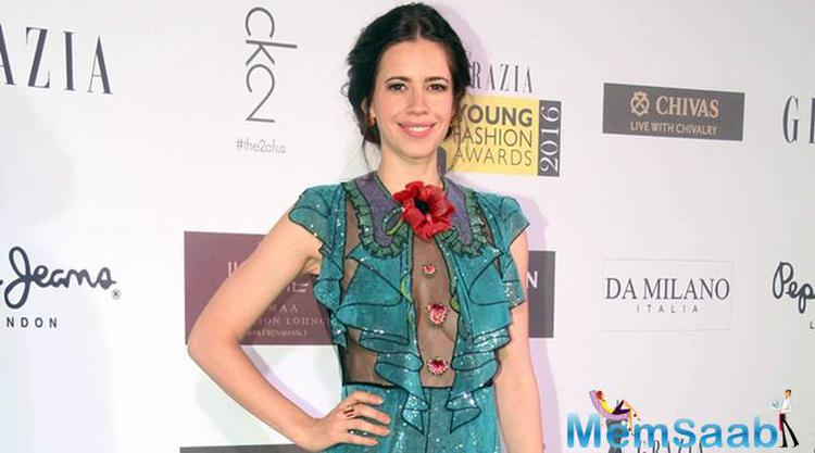 Kalki Koechlin's has joined hands with Pakistani director Sabiha Sumar for her new documentary 'Azmaish - Trials of Life'.