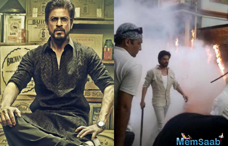 Raees is an action thriller drama film, where the story of the film is set in Gujarat. It is related to political background.
