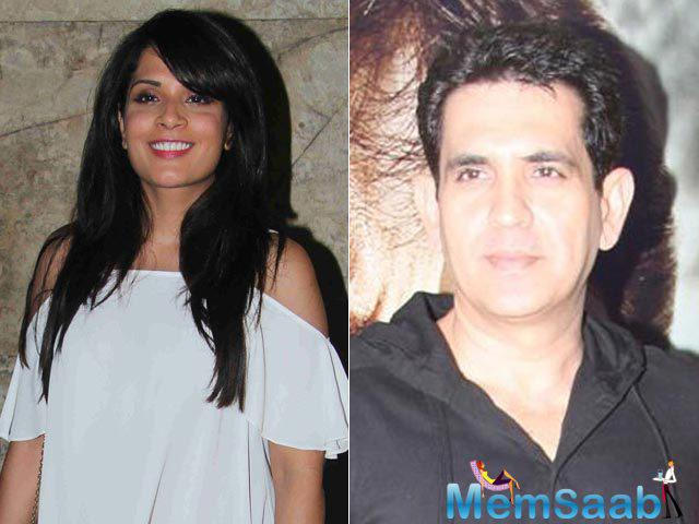 Richa Chadda, who plays the role of Sarabjit's wife Sukhpreet , her role has not chopping from Sarbjit, said filmmaker Omung Kumar.