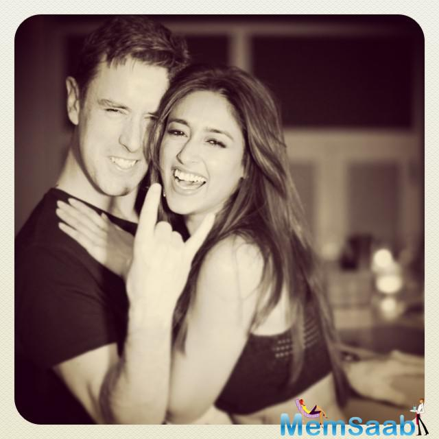 Ileana, who is gearing up for the departure of her upcoming film Rustom, is in a relationship with an Australian photographer named Andrew Kneebone.