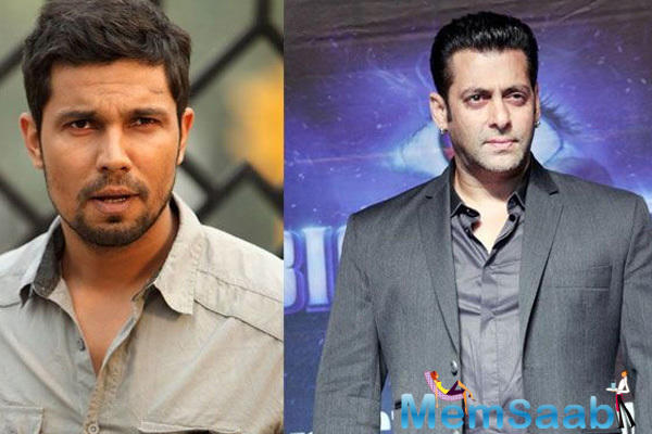 Randeep Hooda says superstar Salman Khan has made one of the best executions of his career in their forthcoming film 'Sultan'.