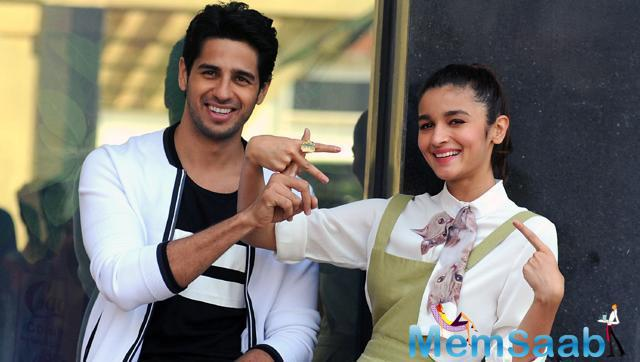 After Student of The Year' and 'Kapoor & Sons', Sidharth and Alia came together for the third installment of 'Aashiqui' franchise.