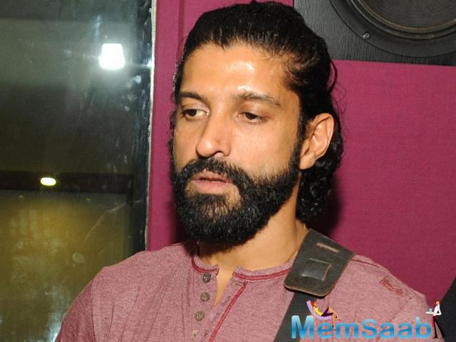 Farhan has always been known for his witty one liners and often has the audience in splits.