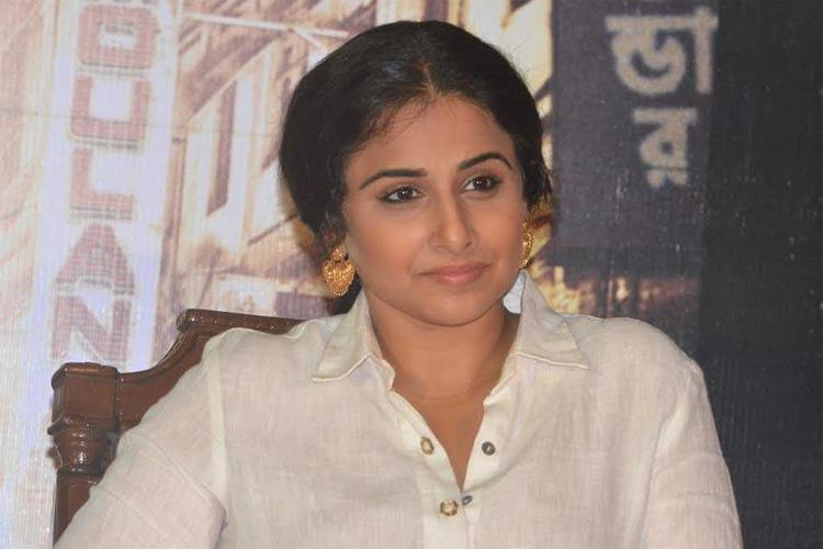 When taken that if Kunaal directs a film would she wish to feature in it, Vidya told IANS: