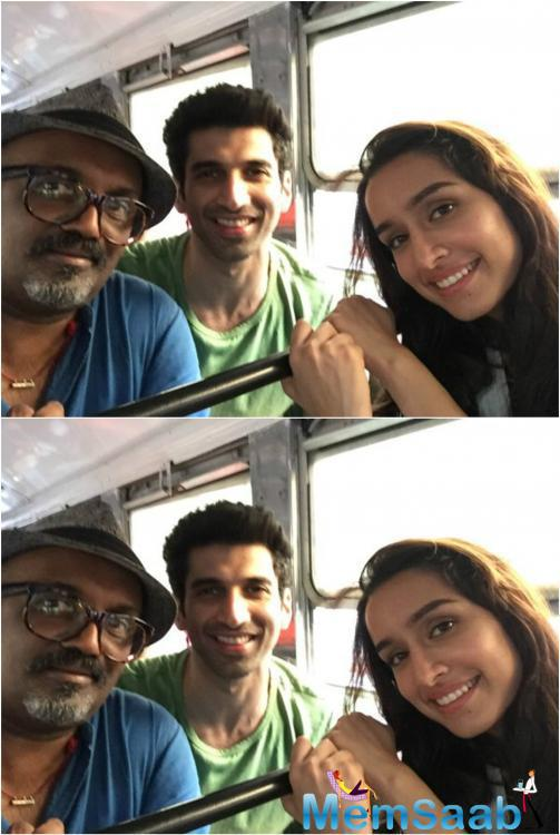 Ok Jaanu is an official remake of 2015 Tamil hit OK Kanmani, directed by Mani Ratnam, starring Dulquer Salmaan and Nithya Menen.