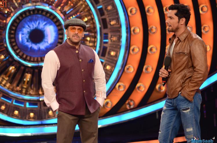 Randeep plays an MMA fighter in Sultan as well as his new film Do Lafzon Ki Kahani.