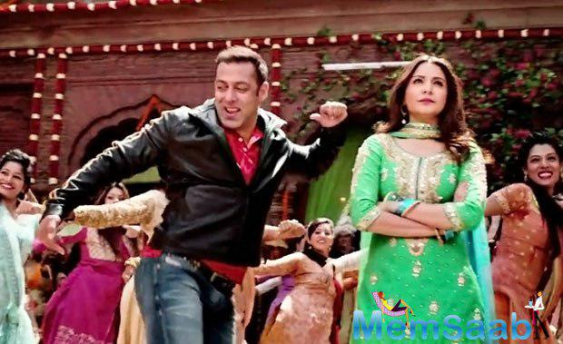 This year's most awaited film Sultan's first song  Baby Ko Bass Pasand Hai is out now.