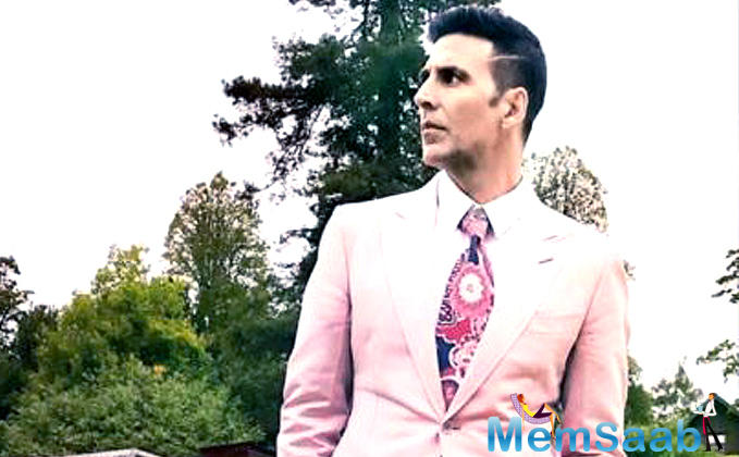 "Akshay was known as an 'action star' during the 90s when he featured in action movies like ""Mohra"" and ""Main Khiladi Tu Anari"". But then he did ""Hera Pheri"" and many comedy films followed."