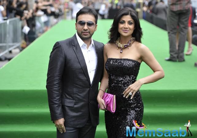 Gossips have been rife that, all's not well between actress Shilpa Shetty and her husband Raj Kundra. Their marriage is in trouble.