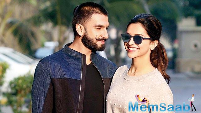 In a recent interview, when Deepika asked about the same, she said she isn't hassled one bit about her beau's intimate scenes with Vaani.