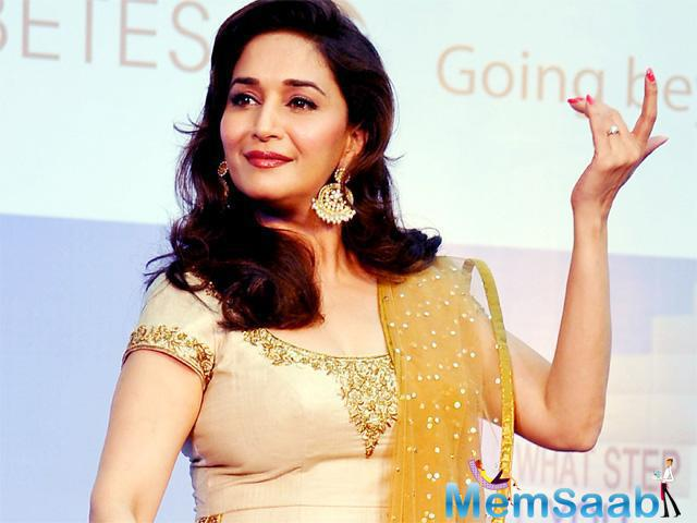 Bollywood's dancing diva Madhuri Dixit Nene says she always wish to be a choreographer.