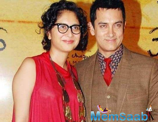 Once Aamir Khan wraps his upcoming movie Dangal, he'll have enough time in hand to focus on Kiran's next film