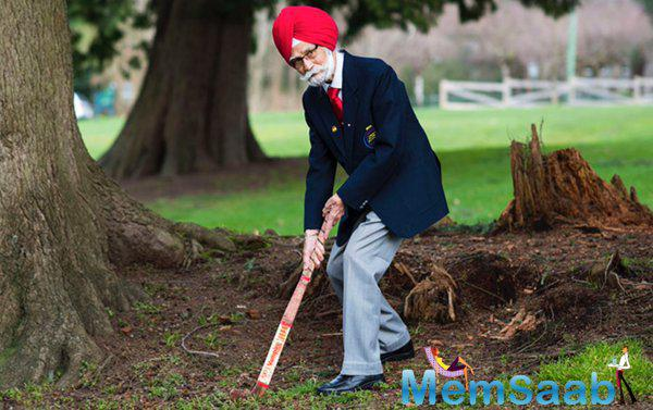 Indian field hockey legend Balbir Singh was honoured by the Lifetime Achievement award.