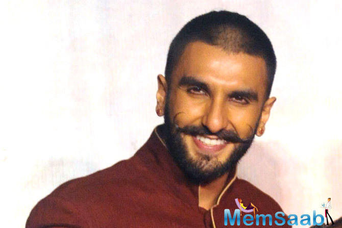 Ranveer Singh was also won a Special Achievement award for his roles in