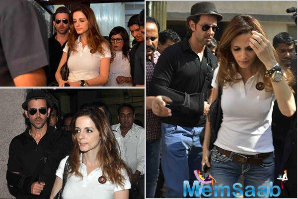 Recently, Sussanne Khan tweeted that she supported her ex-husband in his public feud with actress Kangana Ranaut.