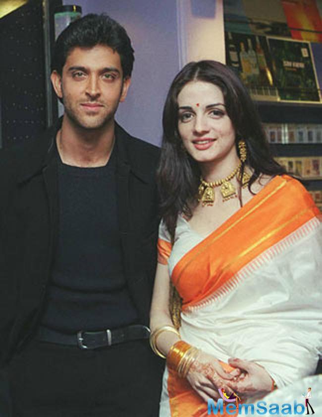 Not the end for Hrithik Roshan, Sussanne Khan love story