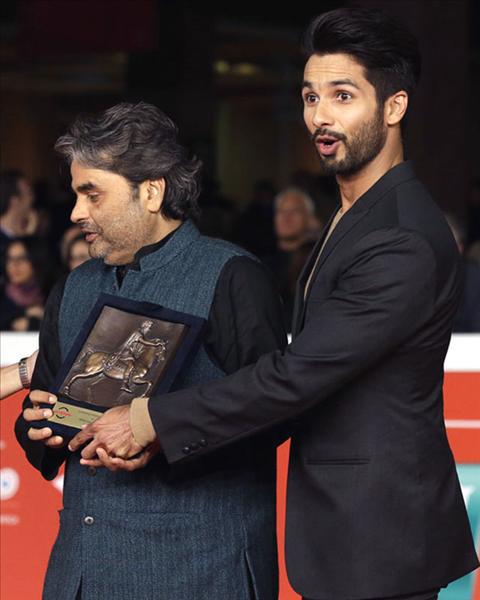 "When asked about his experience to work with Mr Bhardwaj again, Shahid said, ""It's an amazing opportunity to work with Vishal sir who I think is my Martin Scorsese."
