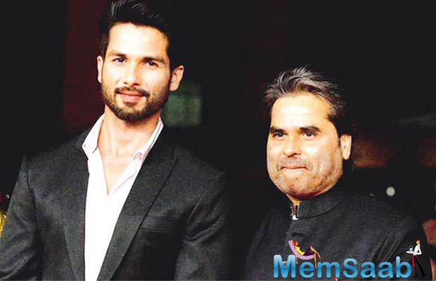 When Shahid was asked about his brother Ishaan's plans of joining Bollywood, he said: